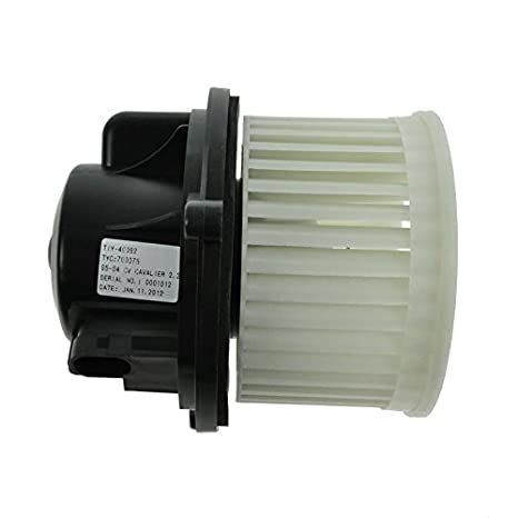 Heater A C AC Blower Motor W Fan Cage For Chevy