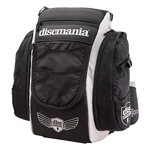 Discmania Grip EQ BX Jetpack Backpack Disc Golf Bag - Black