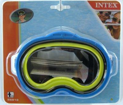 Intex Recreation 55913 - Sea Scan Swim Mask (3-Pack)