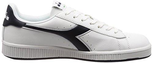 Blu Multicolore Sneaker Uomo Profondo Game P Diadora Bianco C4656 4waBYgSnqn