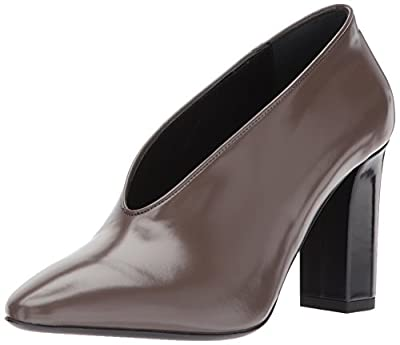 VIA SPIGA Women's Baran Block Heel Pump