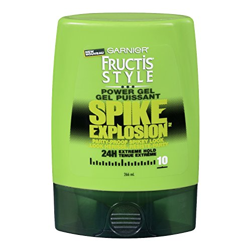 Garnier Fructis Style Spike Explosion Power Gel, 9 Fluid Oun