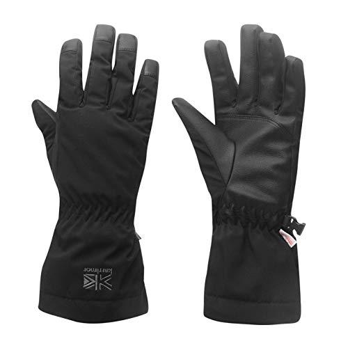 - Karrimor Mens Transition Gloves Waterproof Windproof Black XL