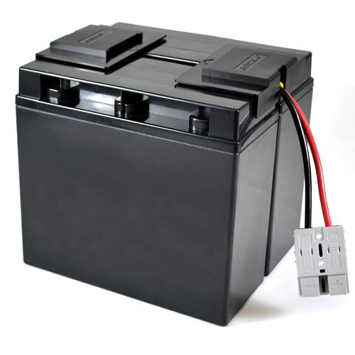 Amstron Replacement UPS Battery for APC SmartUPS 1400 by AtBatt