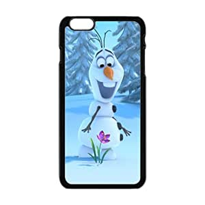 Frozen Olaf Cell Phone Case for Iphone 6 Plus