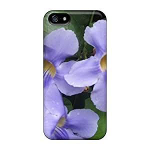 New Arrival Covers Cases With Nice Design For Samsung Galaxy S5 I9600/G9006/G9008 Mauve Beauties