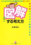 Saru demo wakaru zukaisuru kangaekata : Kongaragatta atama no naka wa tatta 1mai no zu de sukkiri seiridekiru