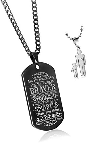 Daughter Always Remember Believe Pendant product image