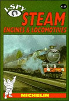 I-Spy Steam Engines and Locomotives