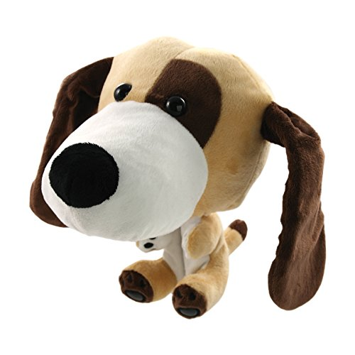 ProActive Sports Zoo Animals Plush Dog Club Hugger 460 cc Golf Club - Club Headcover Golf Dog