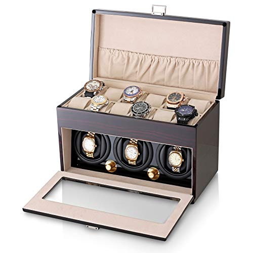 Watch Winder and Storage Box for Winding