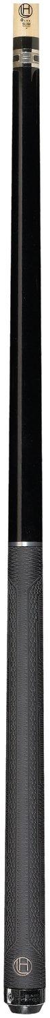 Lucasi Hybrid LHT88 Black Thorsten Hohmann Series Cue with Upgraded Zero Flex Slim Technology Shaft, 19-Ounce