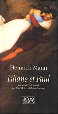 Liliane et Paul par Mann