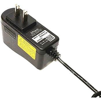 AC Adapter For RockJam  54-Key /& 61-Key Electronic Digital Keyboard Power Supply