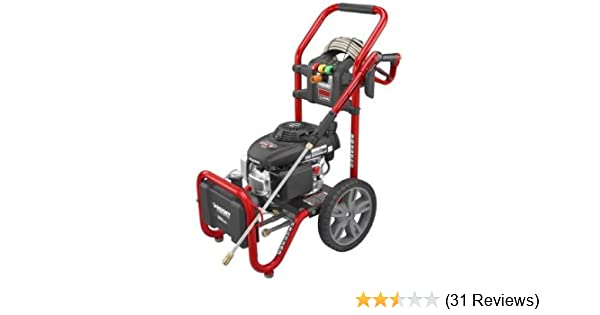 Amazon.com : Husky HU80722 2600 PSI Pressure Washer (329-020) : Garden & Outdoor