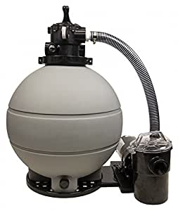 Amazon Com Rx Clear Patriot Sand Filter Sand System