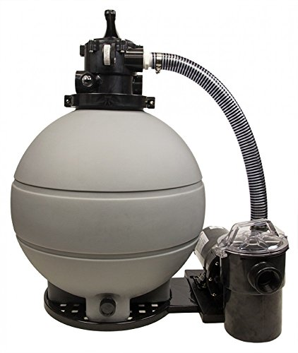 Deluxe Sand Filter (Rx Clear 22