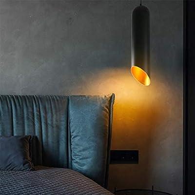 E27 Moderno minimalis Mesas Creative Industrial Lámpara ...