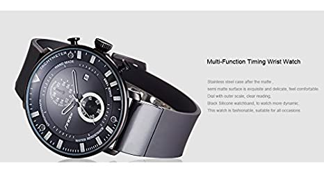 Amazon.com: Relojes de Hombre de Moda 2018 Male Mens Watches Fashion Casual RE00888: Watches