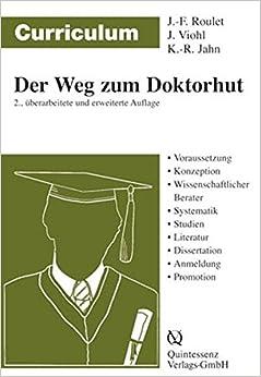 Book Der Weg zum Doktorhut