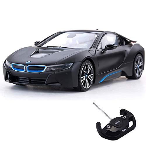 (Rastar R/C Car 1:14 Scale BMW Limited Edition i8 | Licensed Radio Remote Control 1/14 RTR Super Sports Car Model)