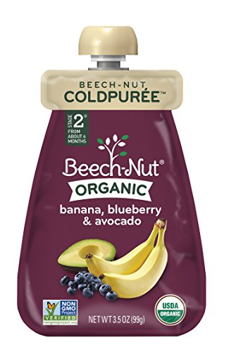Beech Nut Coldpur%C3%A9e Organic Blueberry Avocado product image