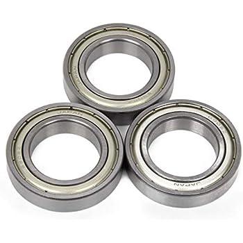 All Balls Rear Wheel Bearings /& Seals Kit For Kawasaki KX 80 1983-1985 83-85