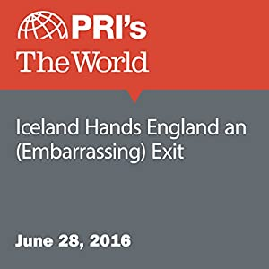 Iceland Hands England an (Embarrassing) Exit