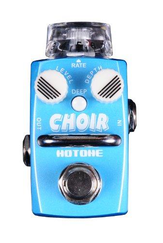 Hotone Skyline Series CHOIR Compact Chorus Guitar Effects Pedal by Hotone