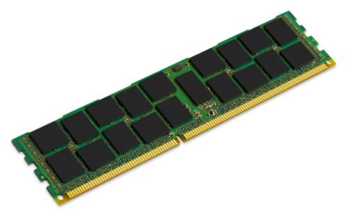 Kingston Technology Value RAM 8GB 1600MHz DDR3 ECC CL11 DIMM SR x 4 with TS Intel Desktop Memory KVR16R11S4/8I