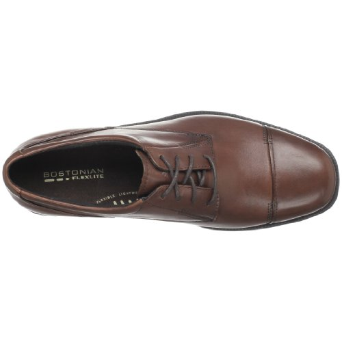 Bostonian Mens Wenham Dress Lace Up Brown