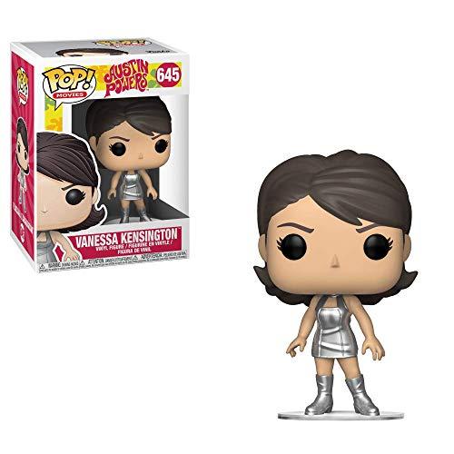 Funko Pop Movies: Austin Powers - Vanessa Kensington Collectible Figure, Multicolor