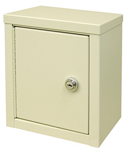 Double Door Mini Economy Narcotic Cabinet (9