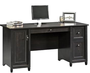 Wonderful Black Computer Desk Decoration