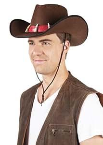 Sombrero de cazador de cocodrilos Mens Outback