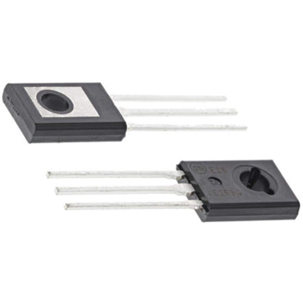 PNP-SI; Transistor; PNP; 100VDC; 100VDC; 7VDC; 4 ADC Collector; 10 ADC IB; 15W - Pack of 10
