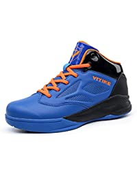 Boy's Basketball Shoes Professional Kids Childrens Athletic Sneakers(Little/Big Kids)