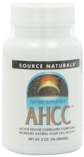 Source Naturals AHCC Powder, 2-Ounce