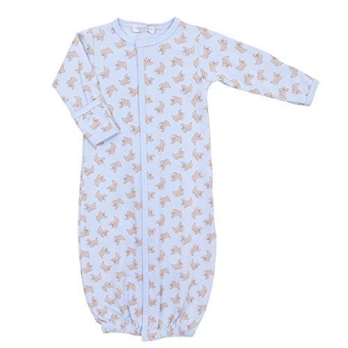 Magnolia Baby Baby Boy Vintage Buddy Printed Converter Gown Blue (Printed Converter Gown)