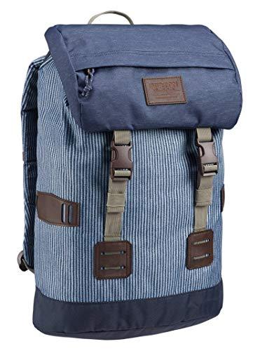 Burton 163371416NA Tinder Backpack, Open Ride Stripe, One Size