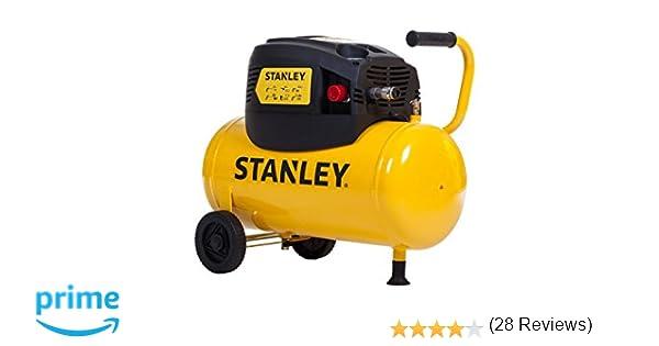 Stanley D200/8/24 - Compresor de aire: Amazon.es: Bricolaje y herramientas