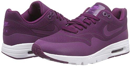 quality design 17fd6 5b12c Nike Women s Air Max 1 Ultra Moire Mulberry Mlbrry Prpl Dsk White Running