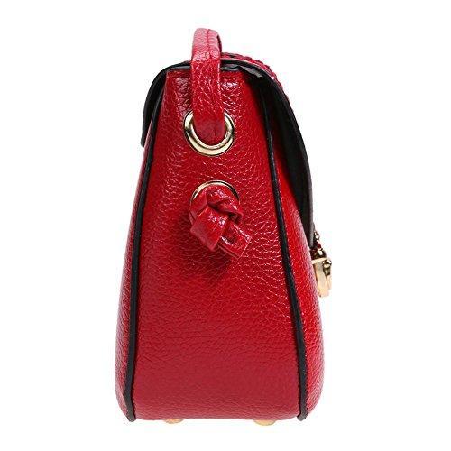 hombro Red Powlance para Bolso mujer al SXxYwqYOE