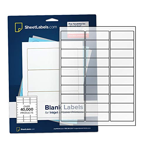 Clear Gloss Address Labels 1
