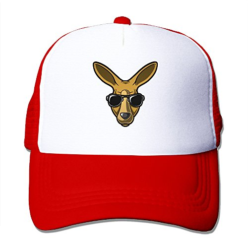 Dragon Ball Costume Australia (ACMIRAN KANGAROO Funny Hat One Size Red)