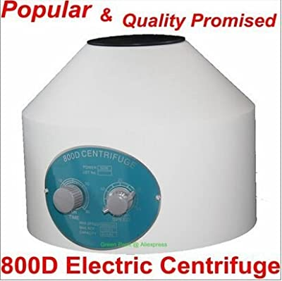 800D Electric Centrifuge Medical Lab Centrifuge 4000rpm With CE 6 x 20ml