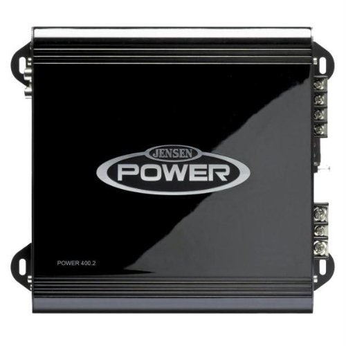 Jensen Power 4002 200W 2 Channel Amplifier