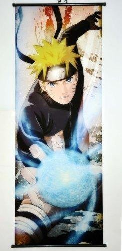 1 X Home Decor Naruto Uzumaki Cosplay Wall Scroll Poster 49.