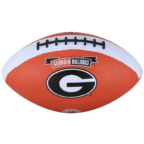 Georgia Bulldogs Rubber Mini (Georgia Bulldogs Mini Football)