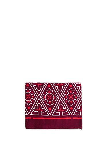 Bandana Sciarpe Unisex Scarf Rosso Foulard K60k604909 E Colli Klein Calvin FTnxgqIRF